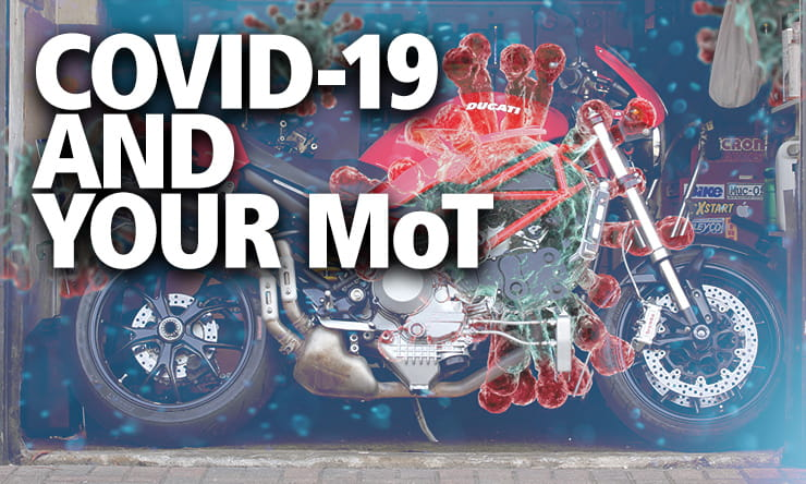 The UK government and DVLA has issued new advice on what to do if your car or motorcycle MoT is due to expire during Coronavirus…