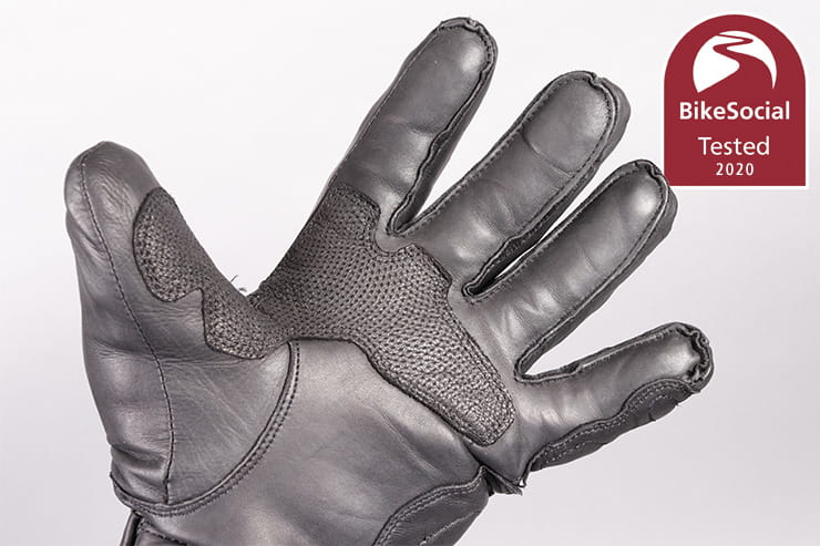 Full review of the Racer Pilot Goretex Eska waterproof gloves; are they the best gloves for motorcycle touring?