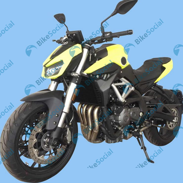 New 600cc four-cylinder and 134hp 1200 triple reaching production