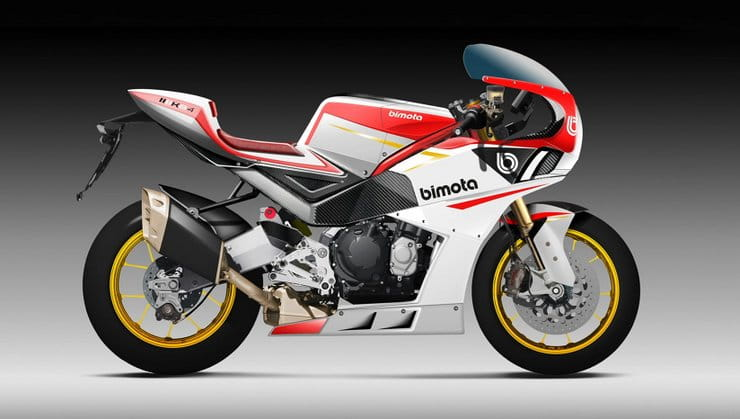 New 140hp litre bike will bring the Bimota brand within reach of more riders