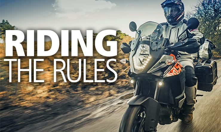 Riding rules after lockdown