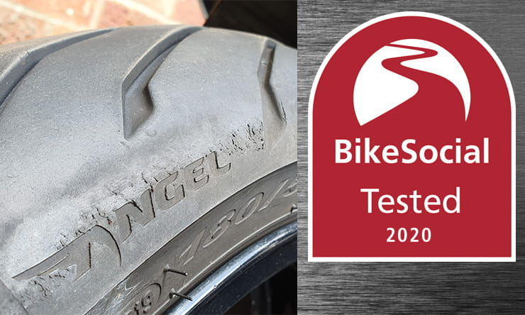 Full review of the Pirelli Angel GT and Angel GT II tyres; tested on an adventure tourer, a sportsbike and a naked hyperbike. The best all-rounders?