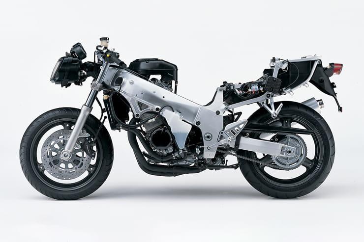 1997 to 2003 Suzuki GSXR600 SRad Rear Brake Caliper Seals Rebuild Repair Kit