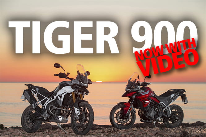 Triumph Tiger 900 Review including Video