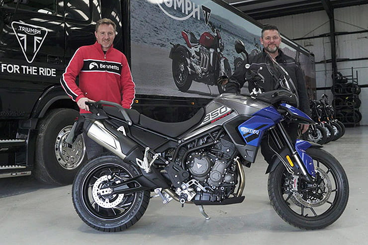 Triumph Tiger 850 Sport Revealed Details Price Spec_01
