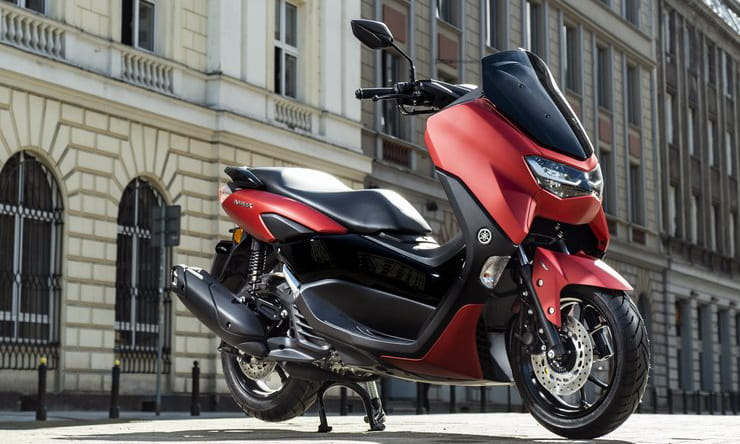 2021 Yamaha NMax 125 Scooter Details Price Spec_thumb