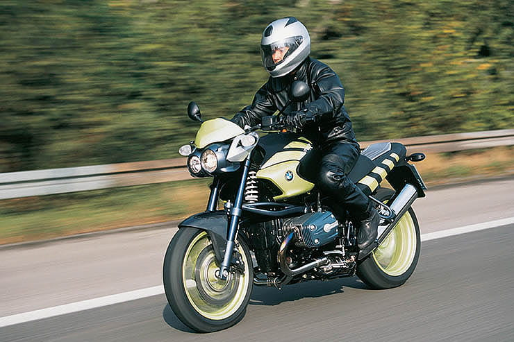 BMW R1150R Rockster review used price spec_01