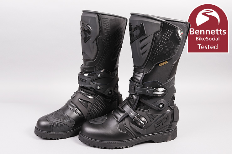 Sidi Adventure 2 Gore Tex motorcycle boots_01