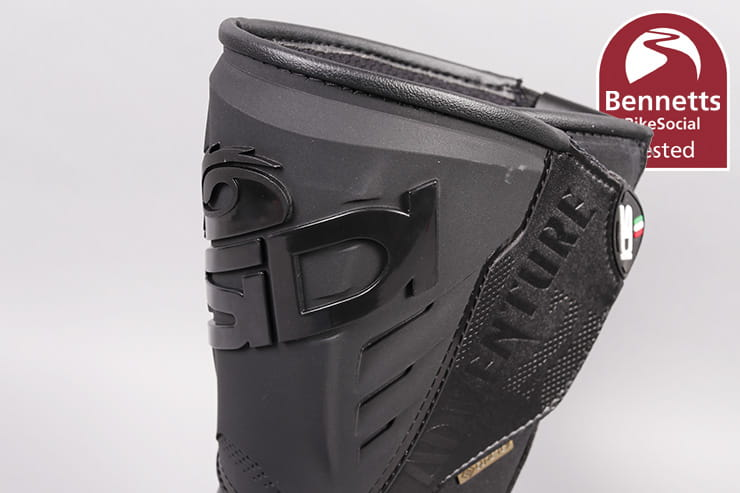 Sidi Adventure 2 Gore Tex motorcycle boots_05