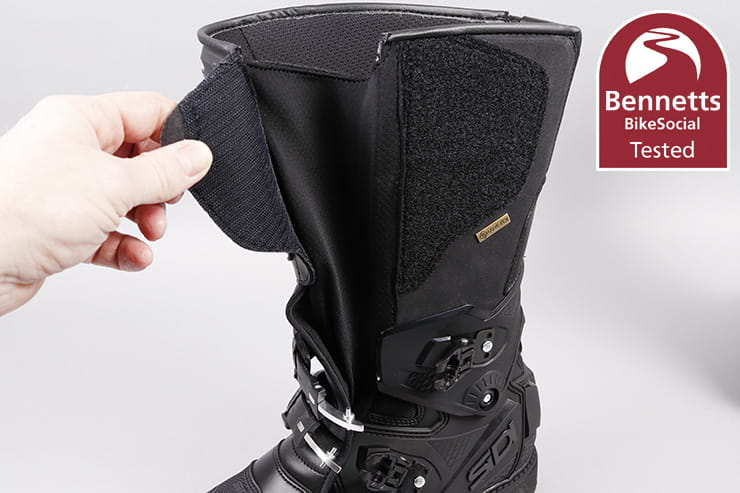 Sidi Adventure 2 Gore Tex motorcycle boots_08