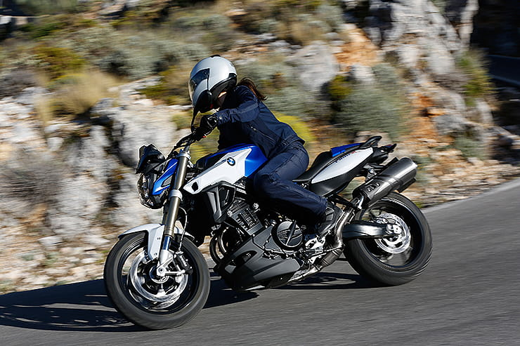 All the information you need to buy BMW's naked parallel twin middleweight, the F800R – specs, prices and opinion