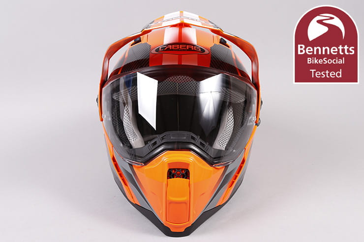 The Caberg X-Trace is a budget-priced adventure motorcycle helmet, but how good is the venting? Is this a good cheap lid? 2,000 mile review