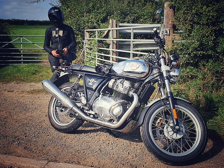 Two up on the Interceptor 650; good or bad?