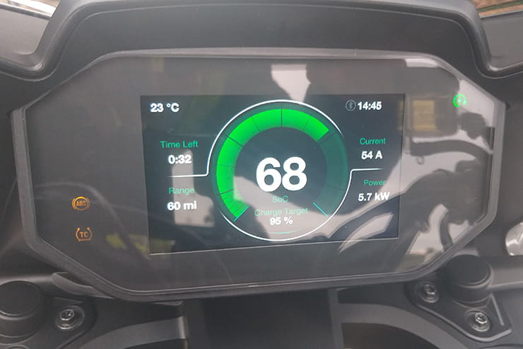 Just how practical is a Zero DSR for someone who commutes 100 miles a day? Full long-term owner review of this electric motorcycle… does it have the range?