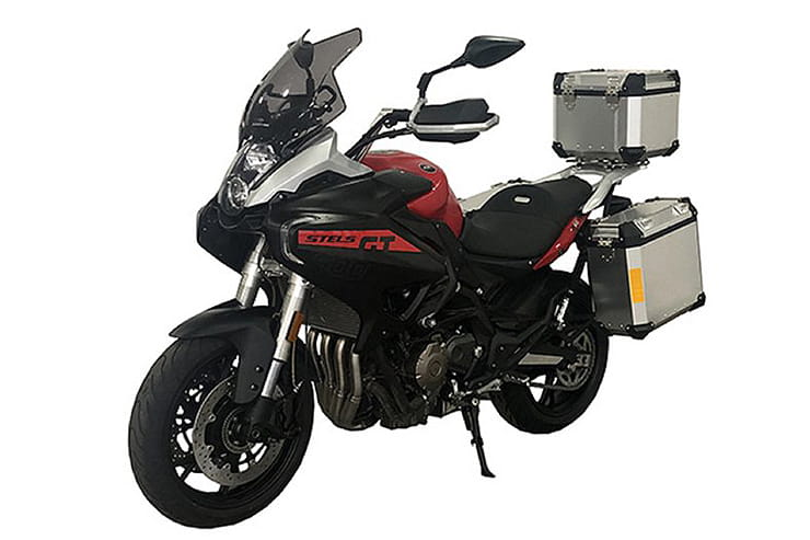 New 650 capacity for Benelli's four-cylinder engine was announced last weekNew 650 capacity for Benelli's four-cylinder engine was announced last week