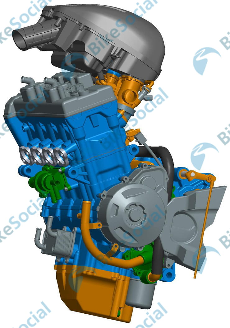 New DOHC four-cylinder could go into multiple models