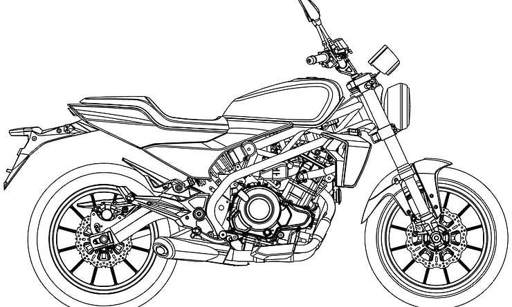 New patents show Harley-Davidson's Chinese-made 338R in full