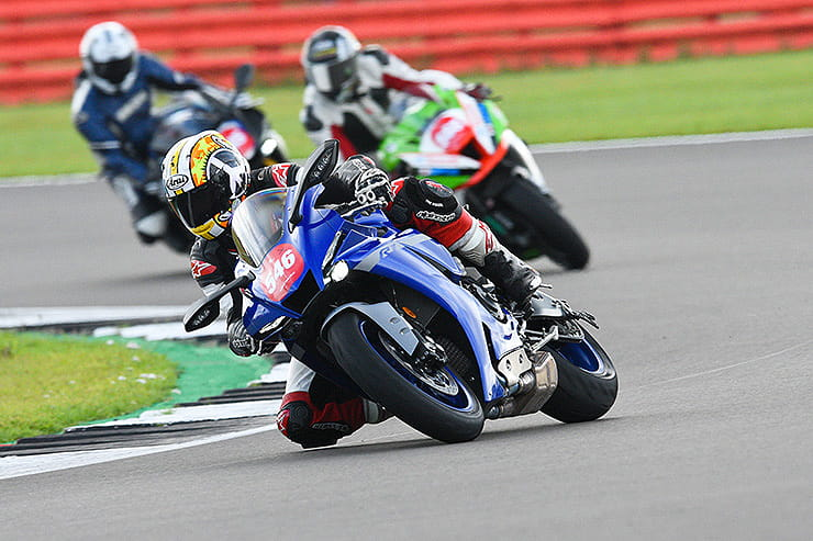 We examine the 2020 Yamaha YZF-R1 rider modes at Silverstone to find out what difference rider modes make and how they improve your riding and enjoyment?