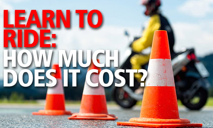 The cost of learning to ride a motorbike depends on how much training you need, what licence you want to get and where in the country you learn – more here.