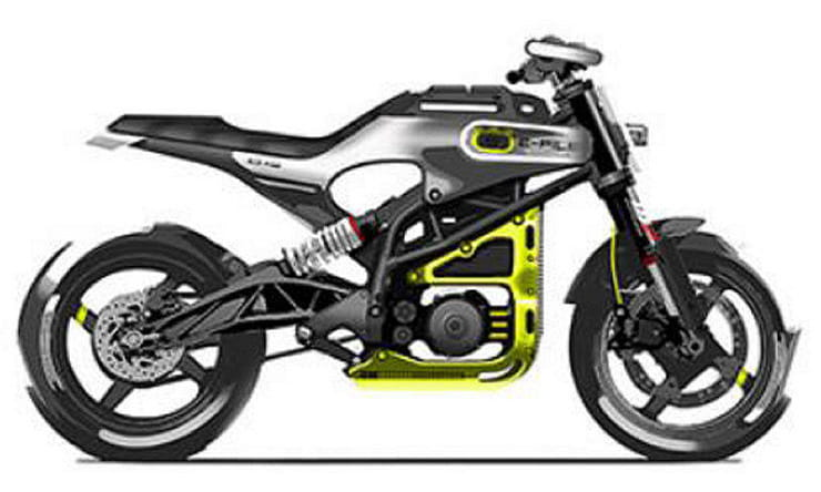 Husqvarna is planning an electric learner bike for launch in March 2022