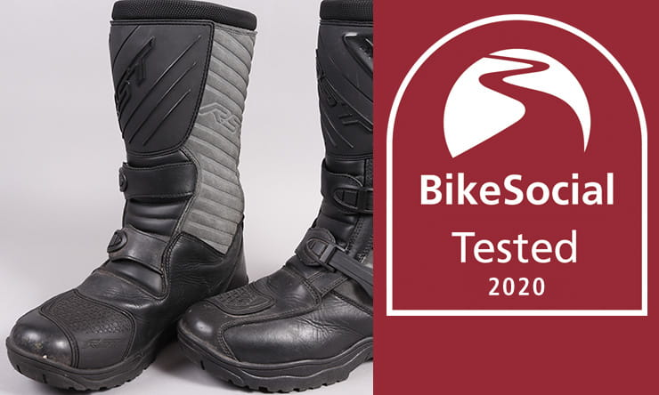 When you ride in all weathers you need kit that you can rely on. Are the RST Raid waterproof boots the best choice for those challenging adventure-touring rides?