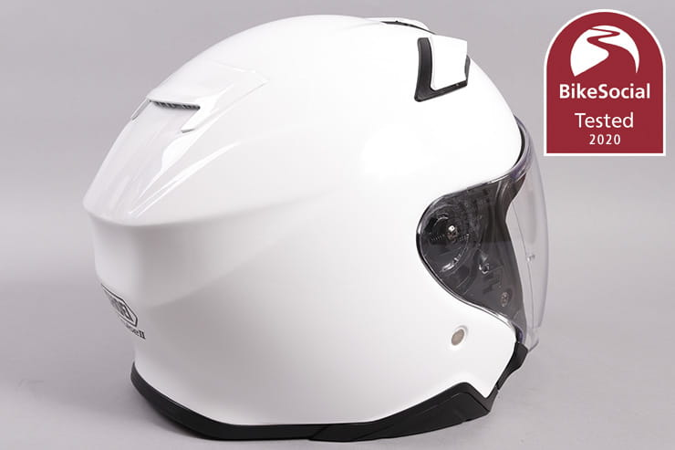 Once the preserve of scooter riding city commuters, does the jet style helmet give a realistic alternative to traditional full-face helmets?