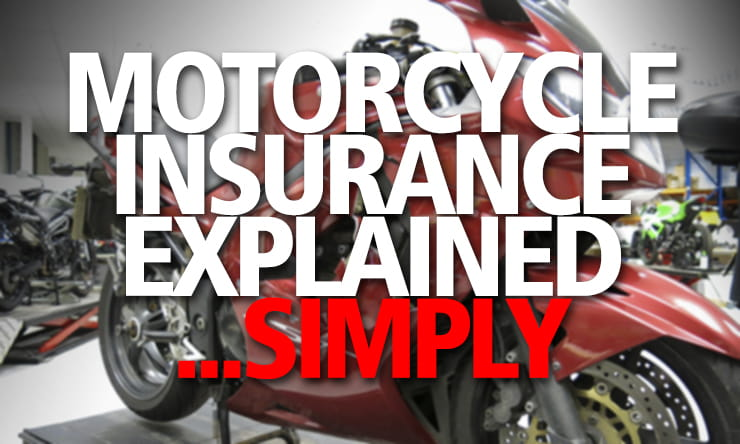 How are motorcycle insurance premiums calculated, how do comparison sites work, what cover do you need and why cheap motorcycle insurance isn't always best