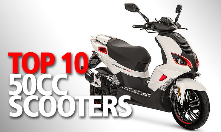 Top 10 50cc Moped Scooters For 2020