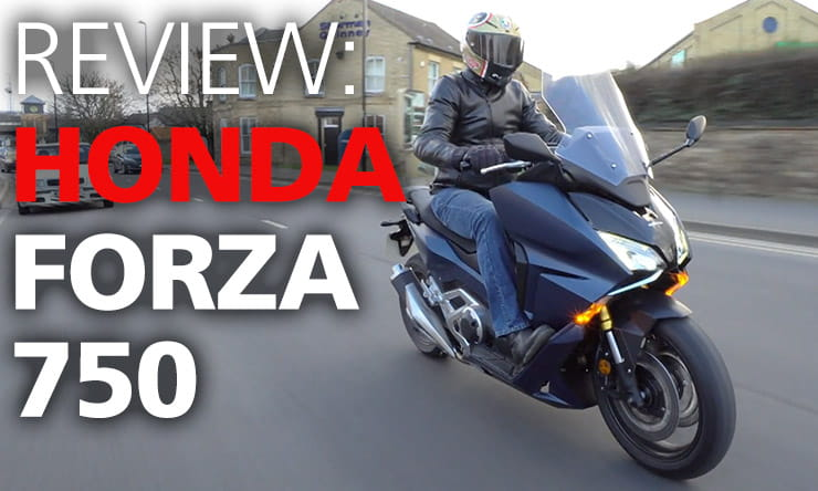 Honda Forza 750 2021 Scooter Review Price Spec_thumb