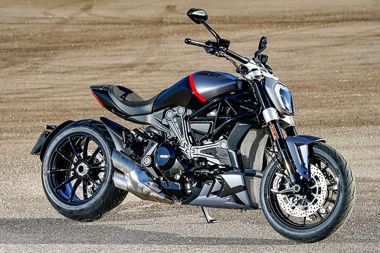 Ducati XDiavel Black Star 2021 Review Price Spec_06