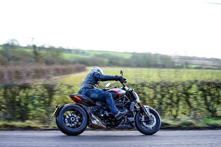 Ducati XDiavel Black Star 2021 Review Price Spec_12