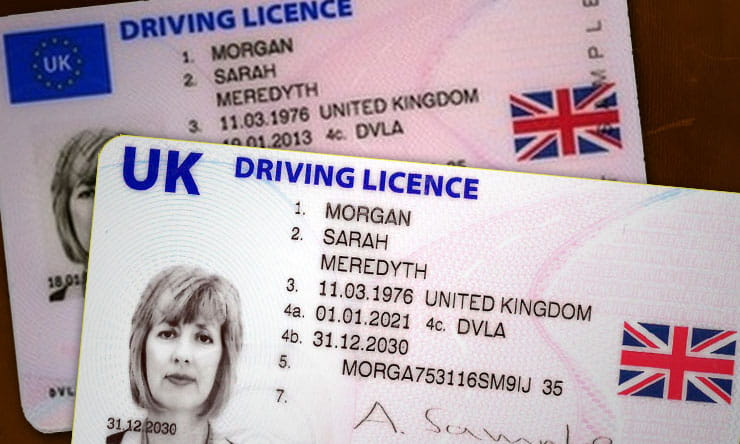 UK driving licences number plates after brexit_THUMB