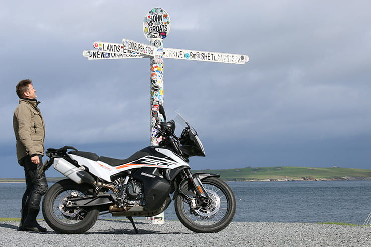 Lands End to John OGroats Motorcycle Routes_02
