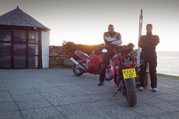 Lands End to John OGroats Motorcycle Routes_03