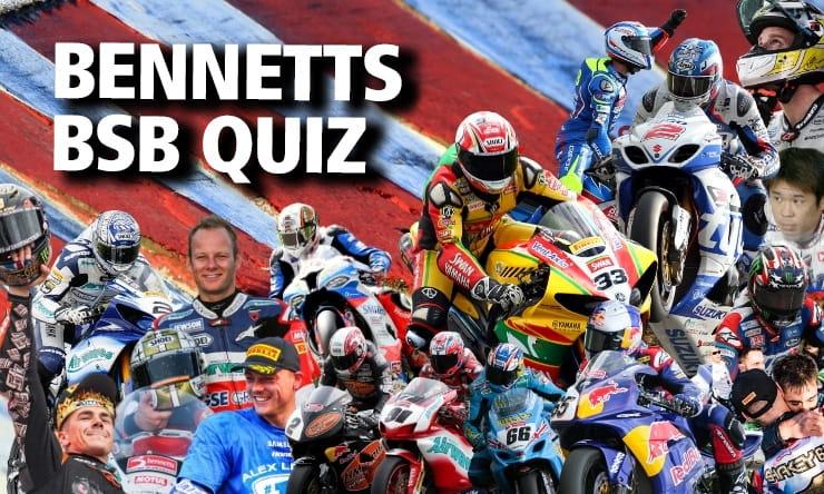 British Superbike Quiz Test Your Bsb Knowledge Bennetts