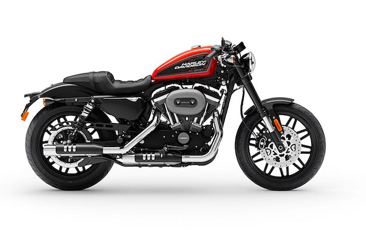 Harley Davidson XL1200R Sportster Roadster Review used Price Spec (2)