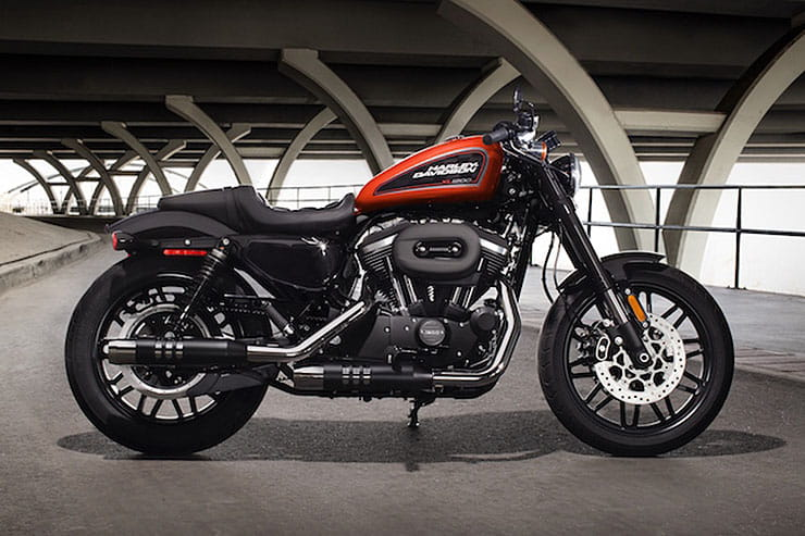 Harley Davidson XL1200R Sportster Roadster Review used Price Spec (8)
