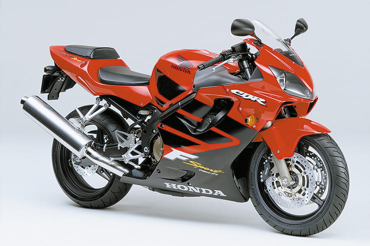 Honda CBR600F Sport Review Used Price Spec_02