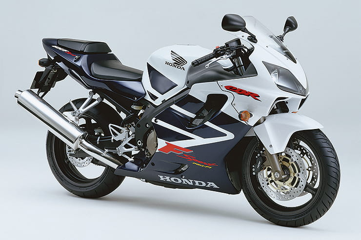 Honda CBR600F Sport Review Used Price Spec_05