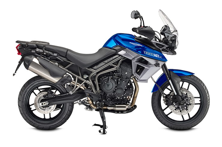 Triumph Tiger XRx 2015 Review Used Price Spec_08