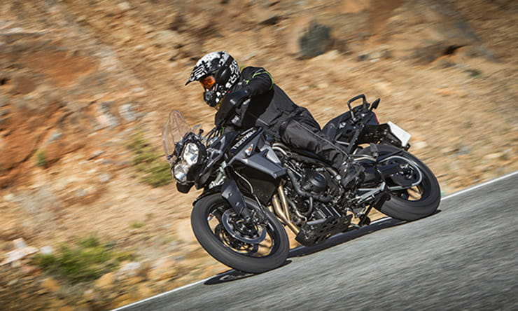 Triumph Tiger XRx 2015 Review Used Price Spec_thumb