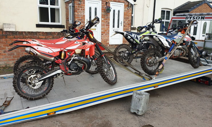 police seize off road motorcycles crime_02