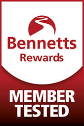Bennetts Rewards Member