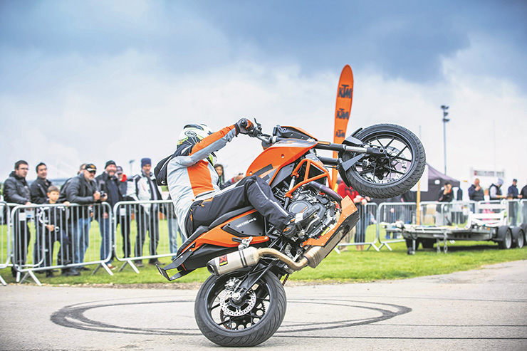 May Events - MCN Festival of Motorcycling - BikeSocial