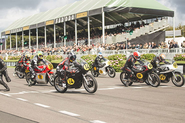 September Events - Goodwood Revival - BikeSocial