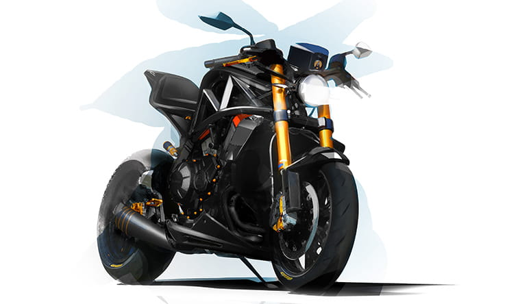 Ariel Ace R set to be unveiled at the NEC