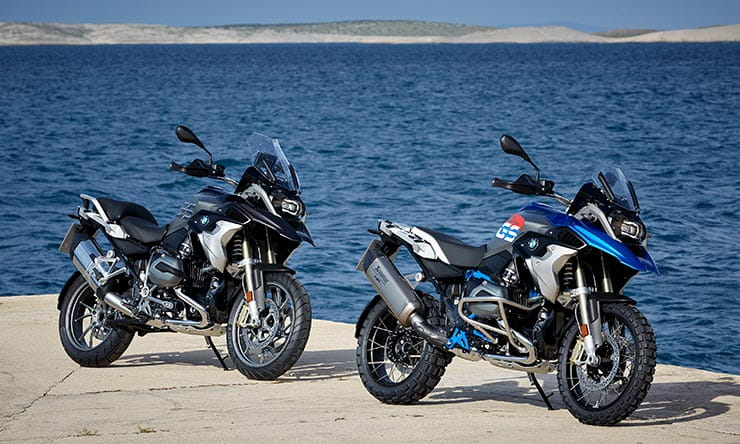 R1200GS Rallye and Exclusive TE