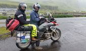 Iceland with pillion