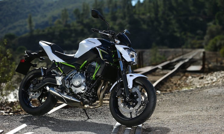 Kawasaki Z650 2017 First Ride And Review