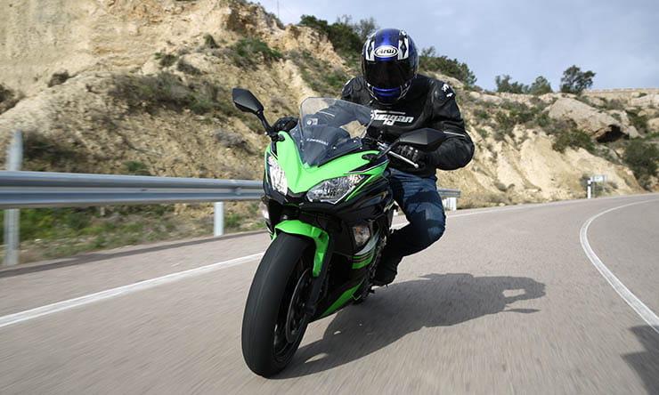 Kawasaki Ninja 650 2017 First Ride And Review